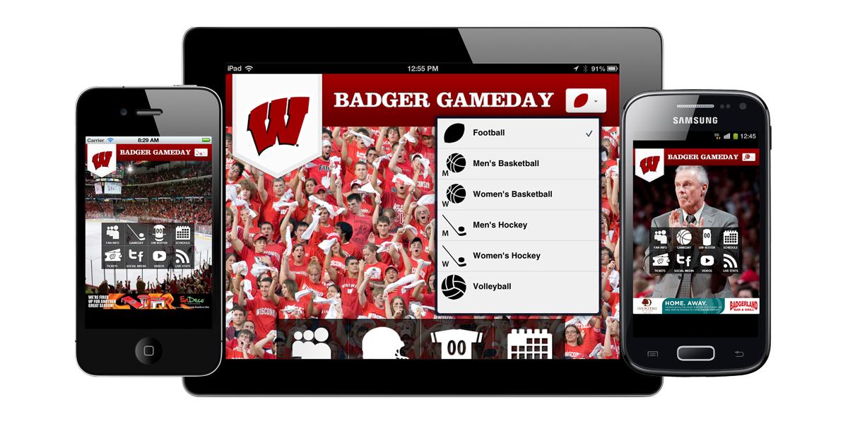 UWBadgers Gameday App